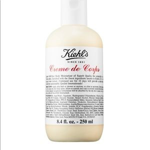 Kiehl's Creme De Corps Body Cream 8.4 oz